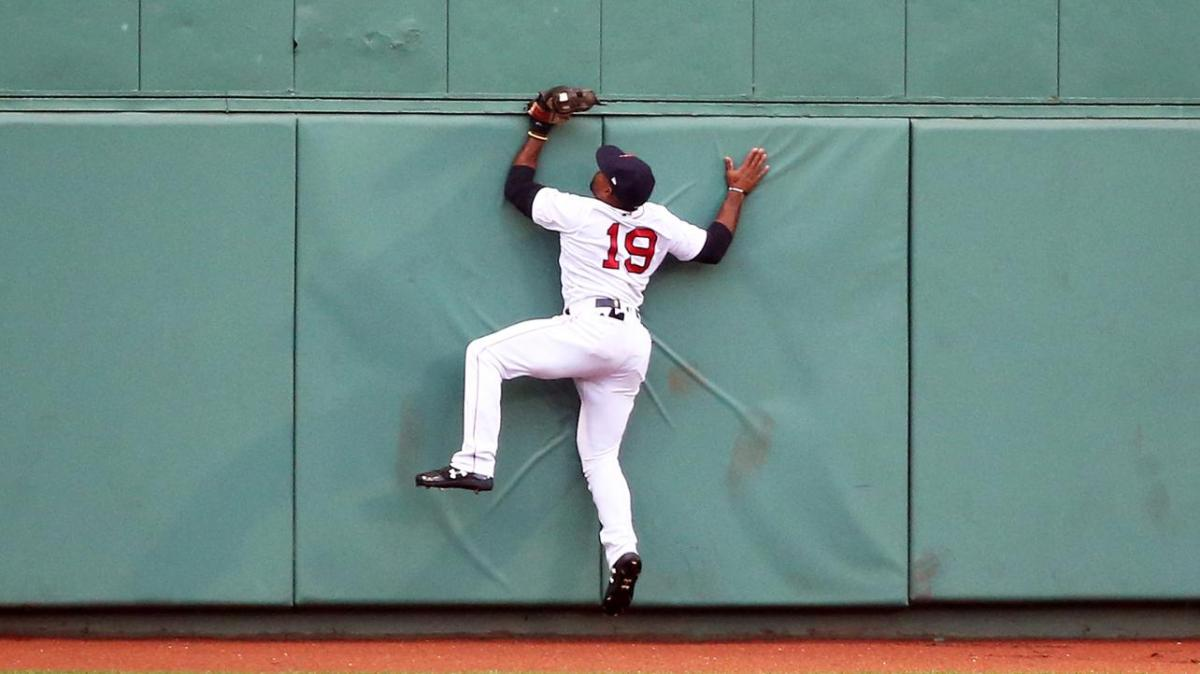 Three #RedSox Capture Gold Glove Awards, Including Jackie Bradley Jr.'s First.