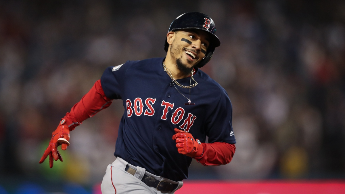 Mookie Betts Is Named 2018 American League MVP.