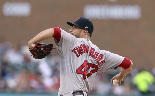 #RedSox and Tyler Thornburg Avoid Arbitration, Come to Terms on One-Year, Non-Guaranteed Deal for 2019 Season.