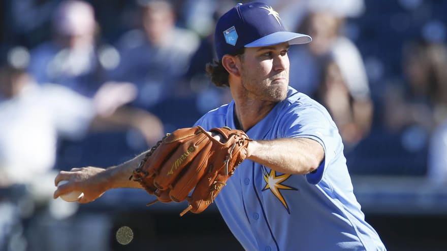#RedSox Sign Former Tampa Bay Rays Right-Hander Ryan Weber to Minor LeagueDeal.