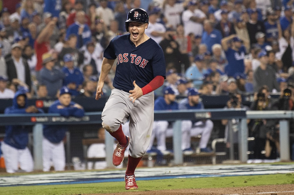 Brock Holt Reportedly Receiving Trade Interest at Winter Meetings.