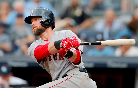#RedSox Bring Back Former Prospect Bryce Brentz on Minor League Deal.