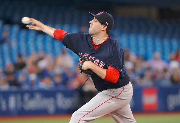 #RedSox Reportedly Sign Carson Smith to Minor League Deal.