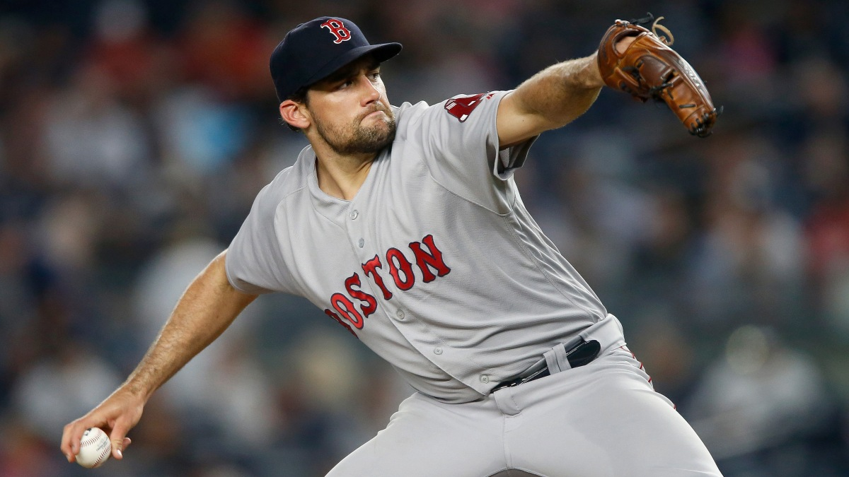 #RedSox Officialy Sign Nathan Eovaldi to Four-Year, $68 Million Deal.