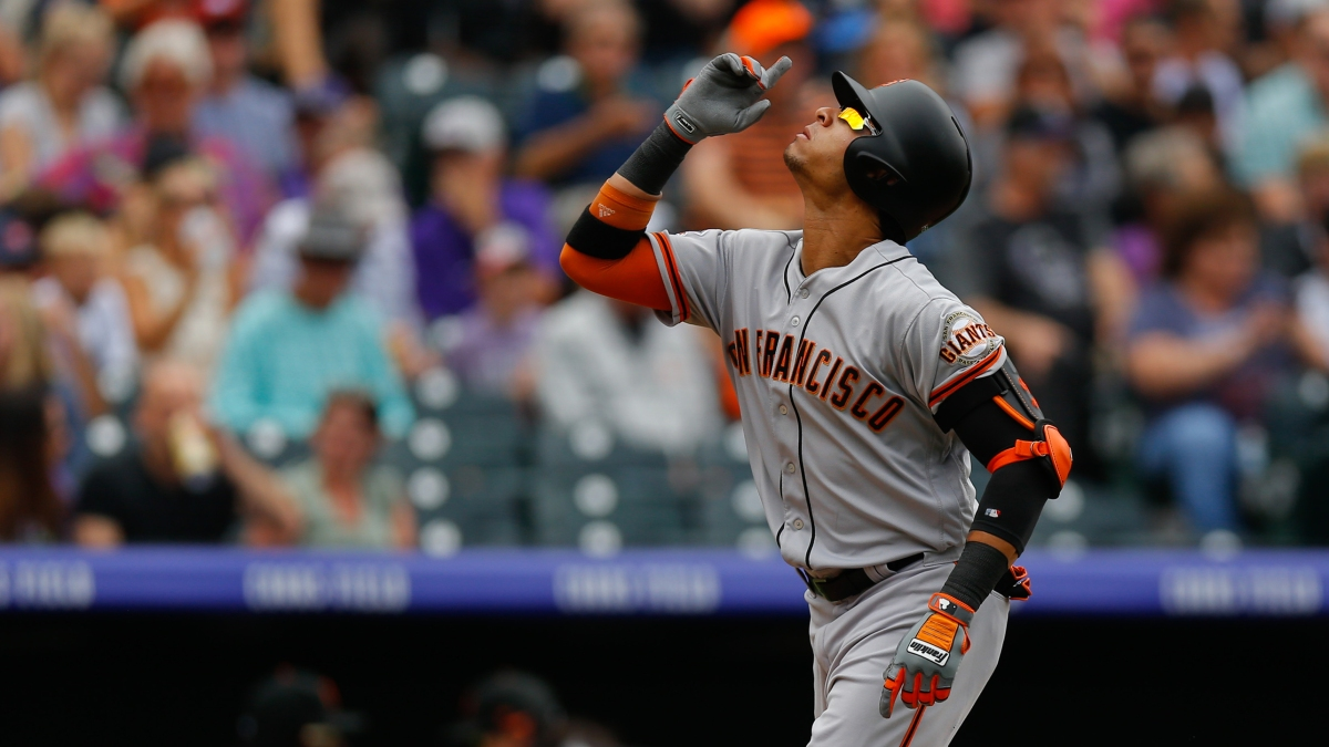 #RedSox Reportedly Sign Former San Francisco Giants Outfielder Gorkys Hernandez to Minor League Deal.