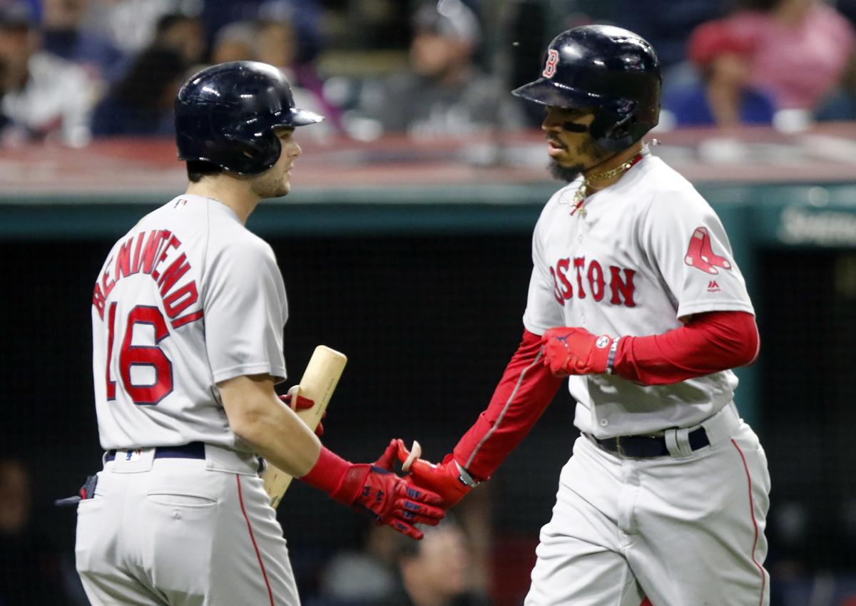 Andrew Benintendi Will Bat Leadoff for the #RedSox in 2019.