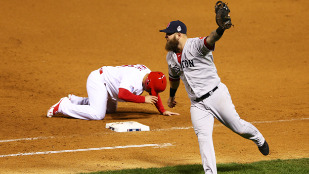 Mike Napoli, a World Series Champion with the #RedSox in 2013,  Retires from Baseball After 12 Big League Seasons.