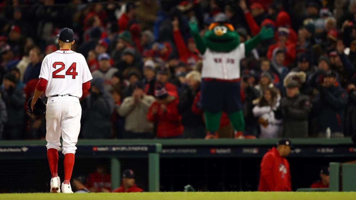 David Price Changes #RedSox Uniform Number from No. 24 to No. 10.
