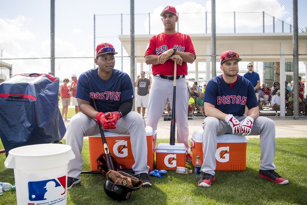 One Burning Question for Each #RedSox Position Group Headed into Spring Training.