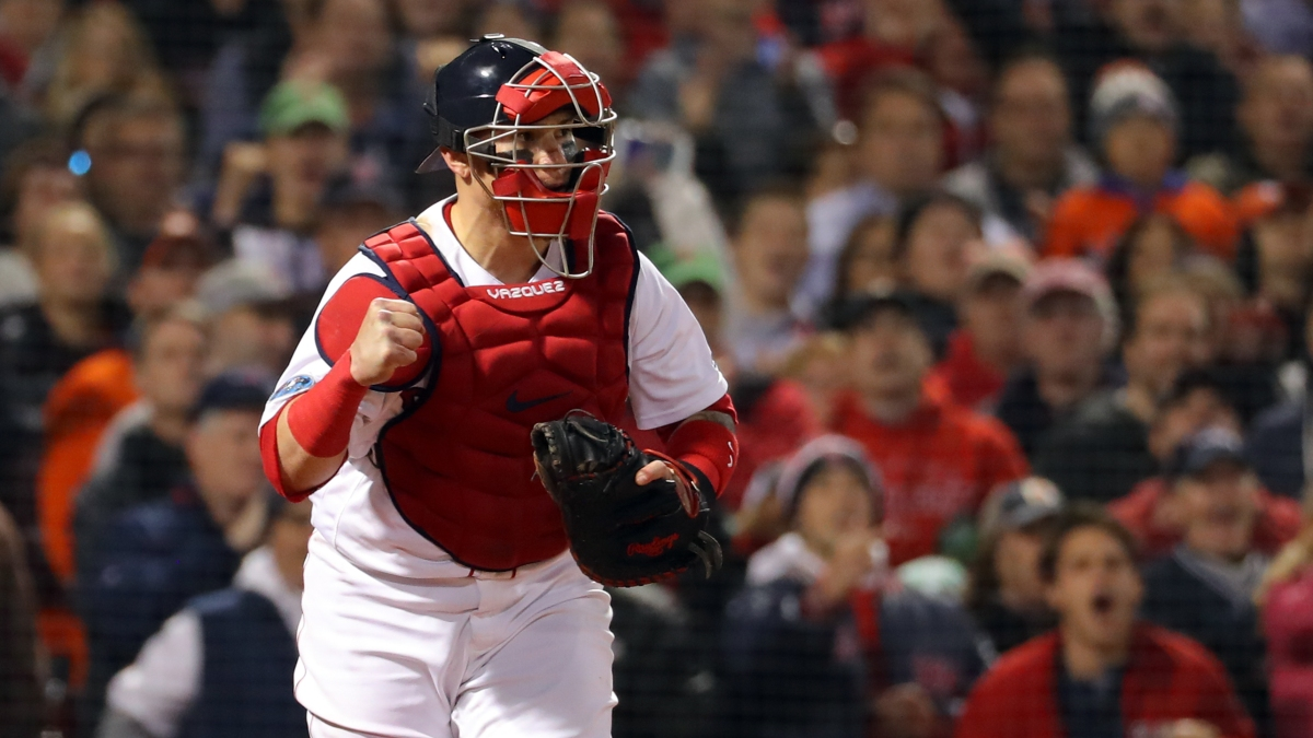 #RedSox Catcher Christian Vazquez Considered 'Someone Teams Could Make a Run at' in Trade Talks