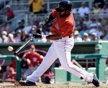 Jackie Bradley Jr. Stays Hot as #RedSox Run Away with 13-5 Win over Nationals