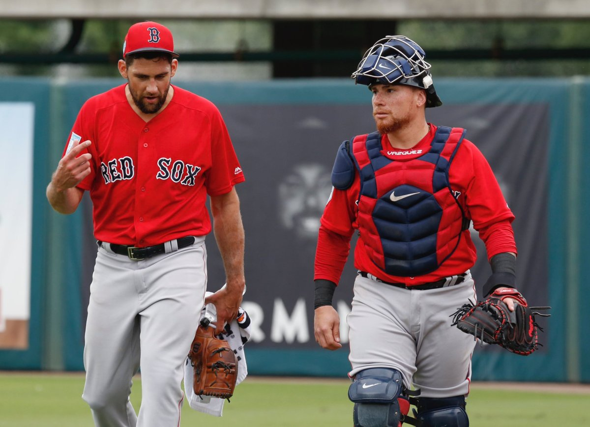 Nathan Eovaldi Strikes out Three as #RedSox Fall to Twins 4-1