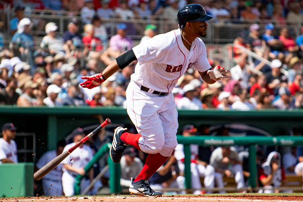 Xander Bogaerts Launches First Home Run of Spring as #RedSox Get Blown out by Orioles