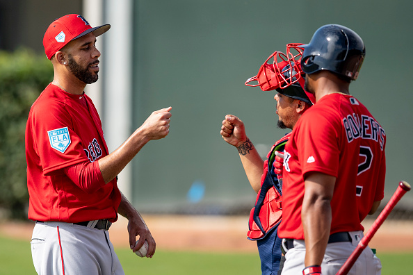 David Price Fans Four in Spring Debut as #RedSox Drop Sixth Straight