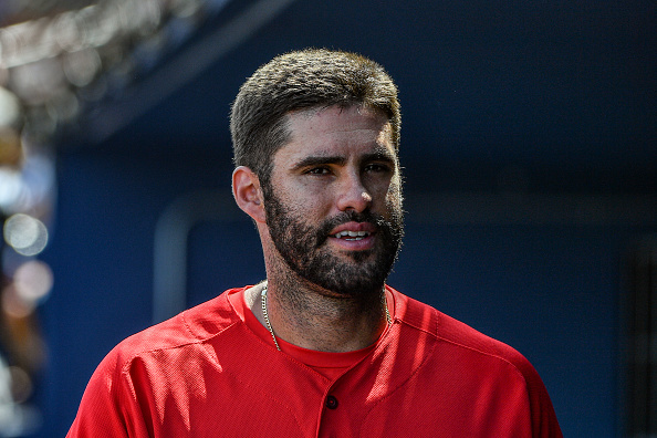 JD Martinez Returns to Lineup as #RedSox Get Blown out by Yankees in Tampa