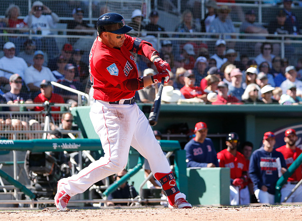 #RedSox First Baseman Steve Pearce to Start 2019 Season on Injured List