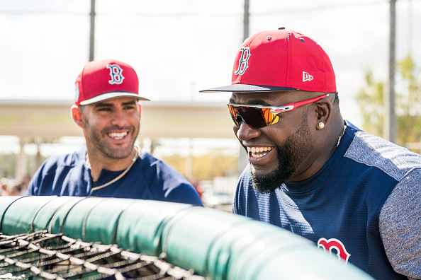 "#RedSox Legend David Ortiz on JD Martinez: ""He's a Psychopath"""
