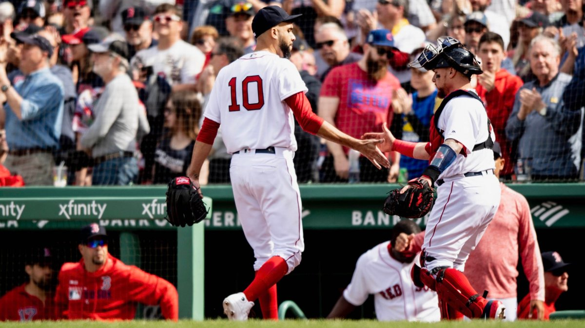 David Price Shines with Seven Scoreless Innings and Xander Bogaerts Drives in All Four Runs as #RedSox Blank Orioles