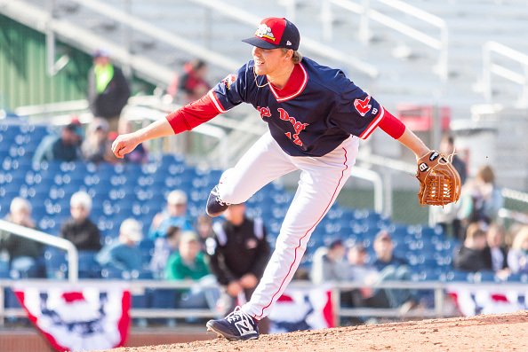 #RedSox Pitching Prospect Durbin Feltman Records Third Consecutive Scoreless Outing for Double-A Portland