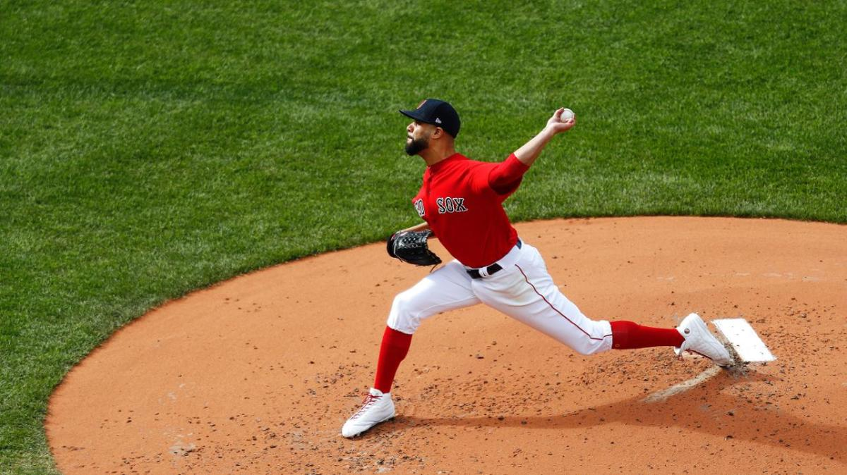 David Price Hits 10-Day Injured List with Left Elbow Tendintis