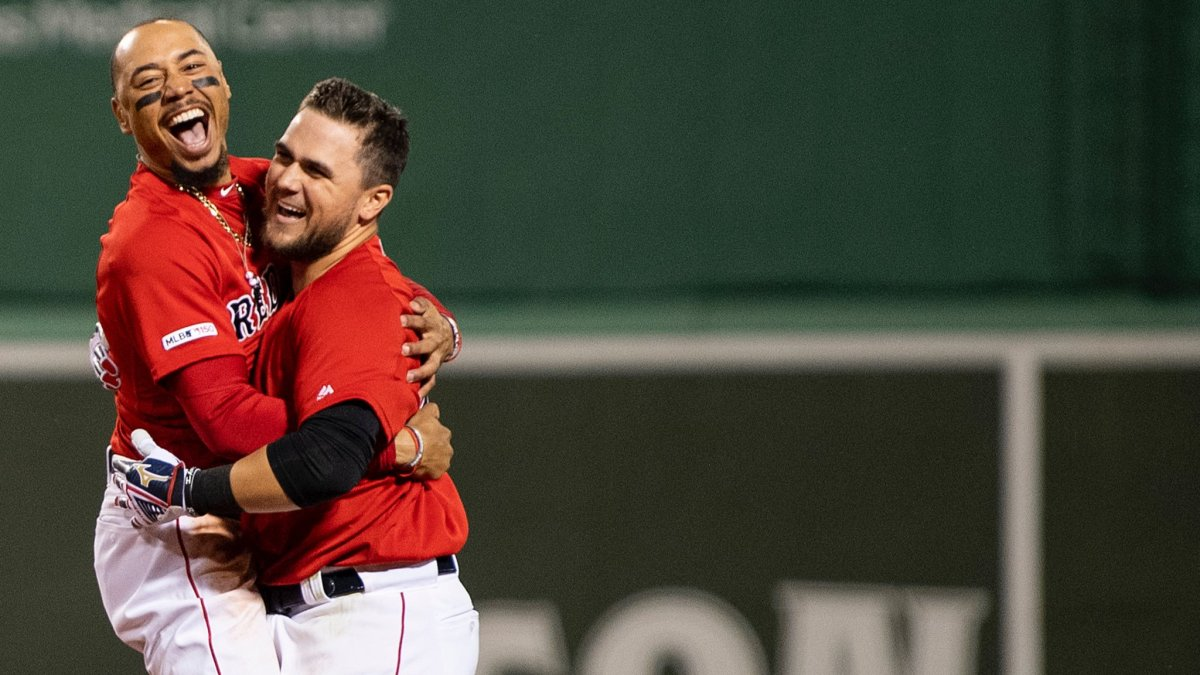 Michael Chavis Delivers First Career Walk-Off Hit as #RedSox Split Series with 6-5 Extra Innings Win over Rockies