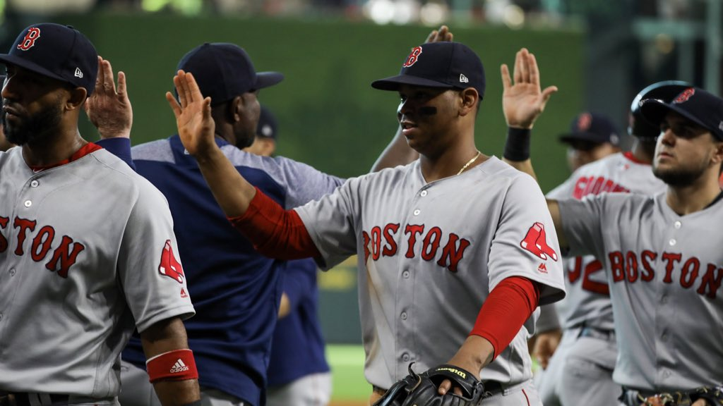 Rafael Devers Takes Justin Verlander Deep as #RedSox Salvage Another Series Against Astros with 4-1 Victory