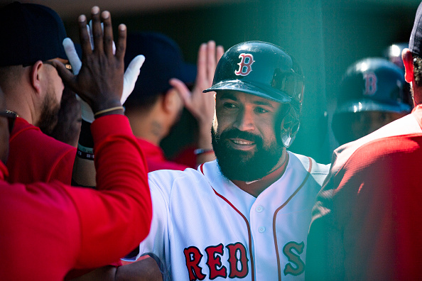 Eight-Run Third Inning Lifts #RedSox to 9-5 Win over Mariners for Fourth Consecutive Victory
