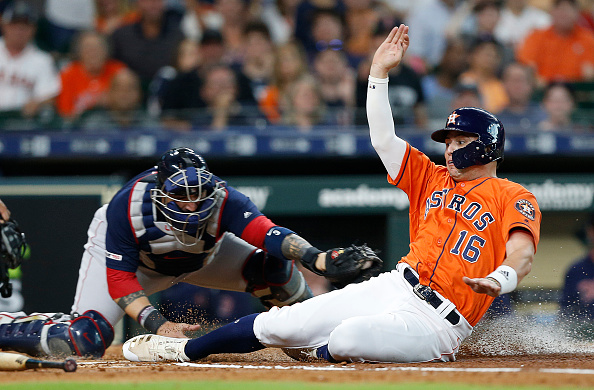 #RedSox Comeback Attempt Falls Short in Sloppy 4-3 Loss to Astros