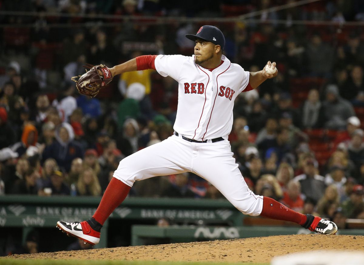 #RedSox Recall Top Pitching Prospect Darwinzon Hernandez from Double-A Portland, Option Colten Brewer to Triple-A Pawtucket