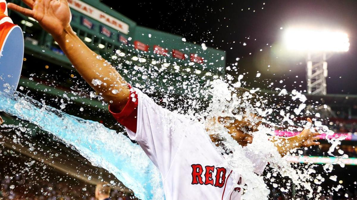 Red Sox Complete 6-5 Comeback Win over White Sox on Marco Hernandez's Walk-Off Infield Single