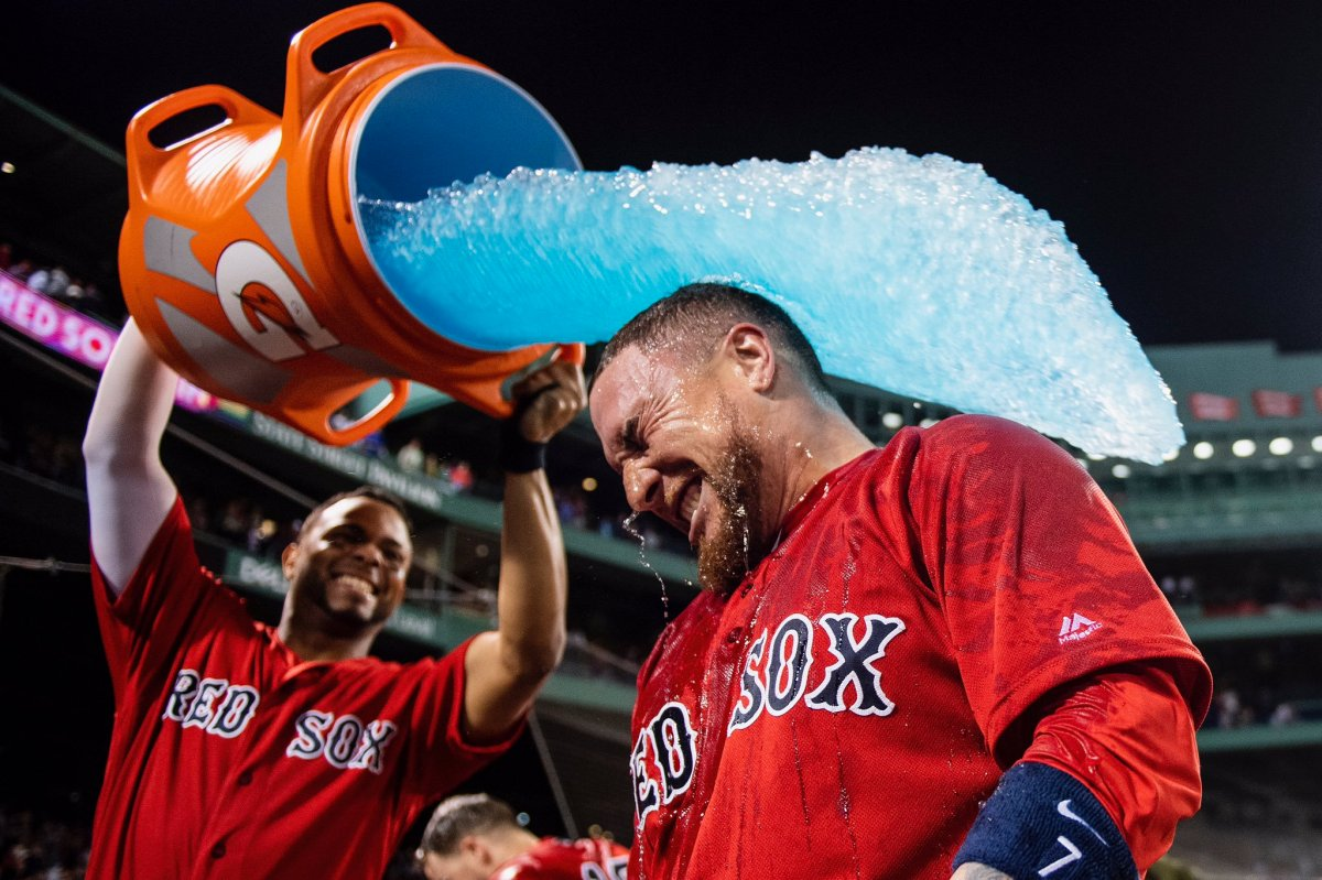 Christian Vazquez Walks off Blue Jays with Two-Run Shot in 10th Inning as Red Sox Complete Comeback with 7-5 Win