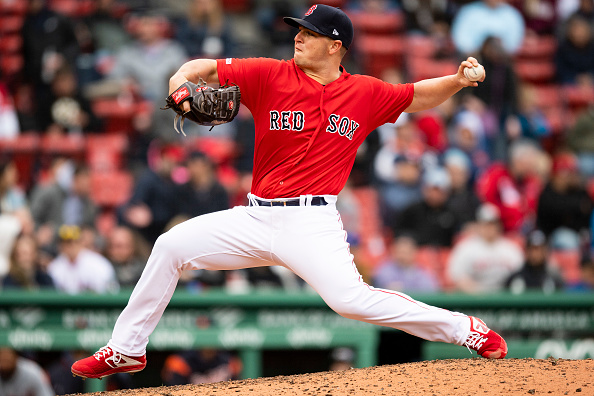 Red Sox Recall Bobby Poyner from Triple-A Pawtucket, Option Josh Taylor