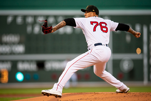 Red Sox Place Hector Velazquez on Injured List, Recall Josh Smith from Triple-APawtucket