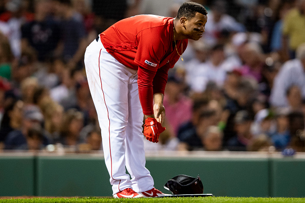Rick Porcello, Red Sox Have No Answer for Yonny Chirinos in 5-1 Loss to Rays to Snap Four-Game WinningStreak