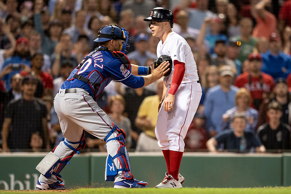 Red Sox Squander Another Fine Start from Chris Sale as Bullpen Falls Apart in 4-3 Extra Innings Loss to Rangers