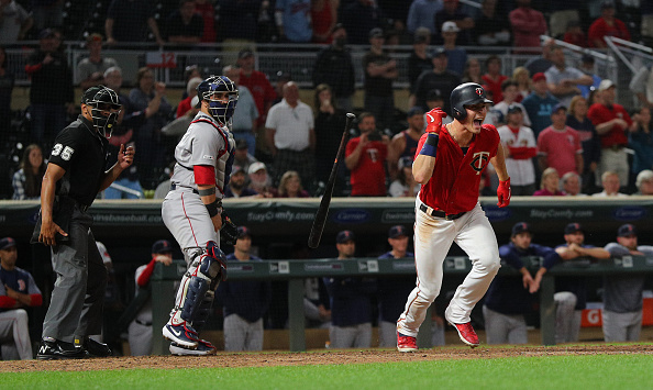 Red Sox' Winning Streak Snapped in 17-Inning Marathon Loss to Twins