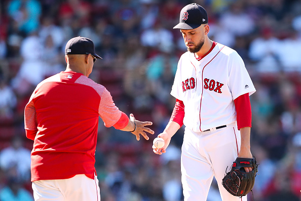 Red Sox Blow 16th Save of Season, Fail to Sweep White Sox in Demoralizing 8-7 Loss