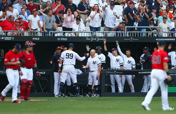 Bullpen Falls Apart Again as Red Sox Get Swept by Yankees in LondonSeries