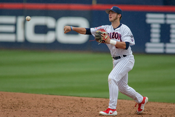 Red Sox Select University of Arizona Shortstop Cameron Cannon with 43rd Overall Pick in 2019 MLBDraft