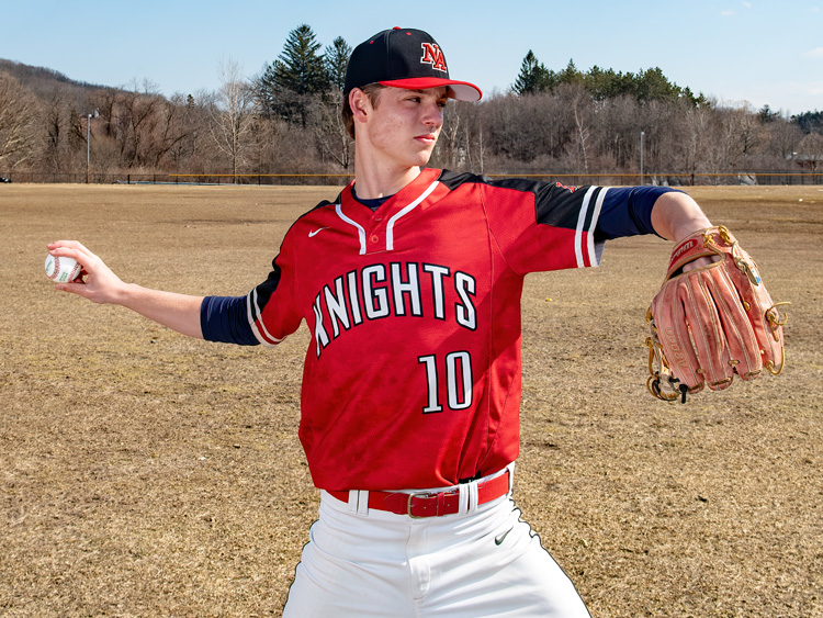 Red Sox Select North Andover High School's Sebastian Keane in 11th Round of 2019 MLB Draft