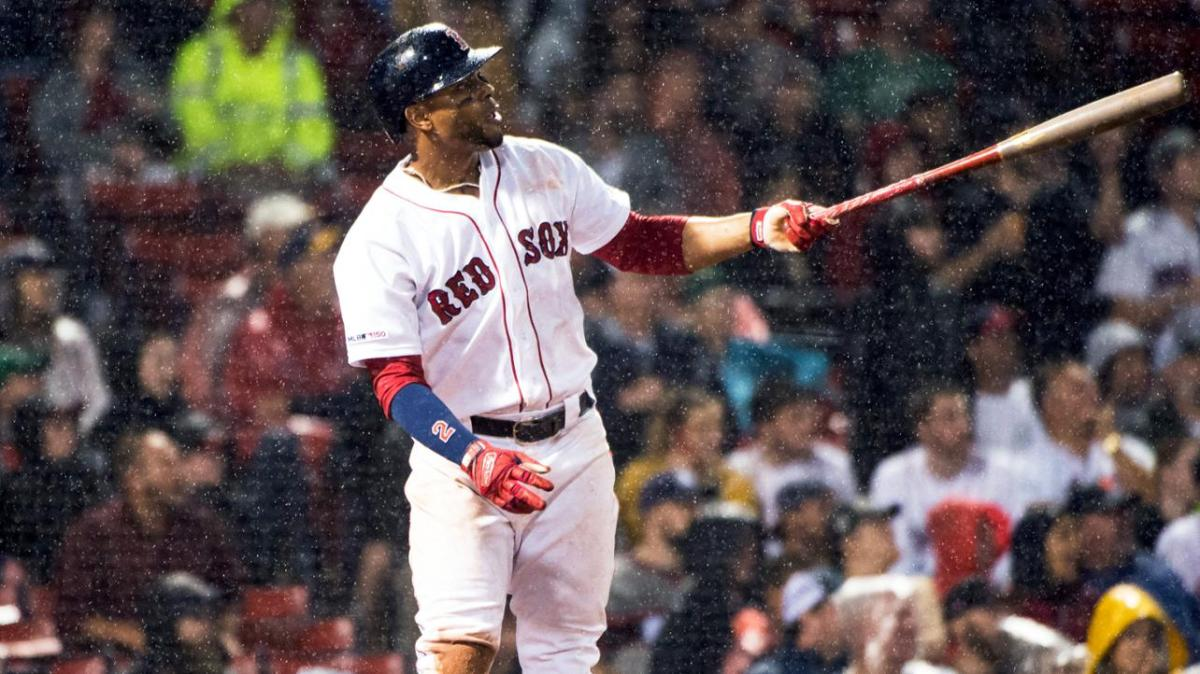 Xander Bogaerts Named to American League All-Star Team as InjuryReplacement