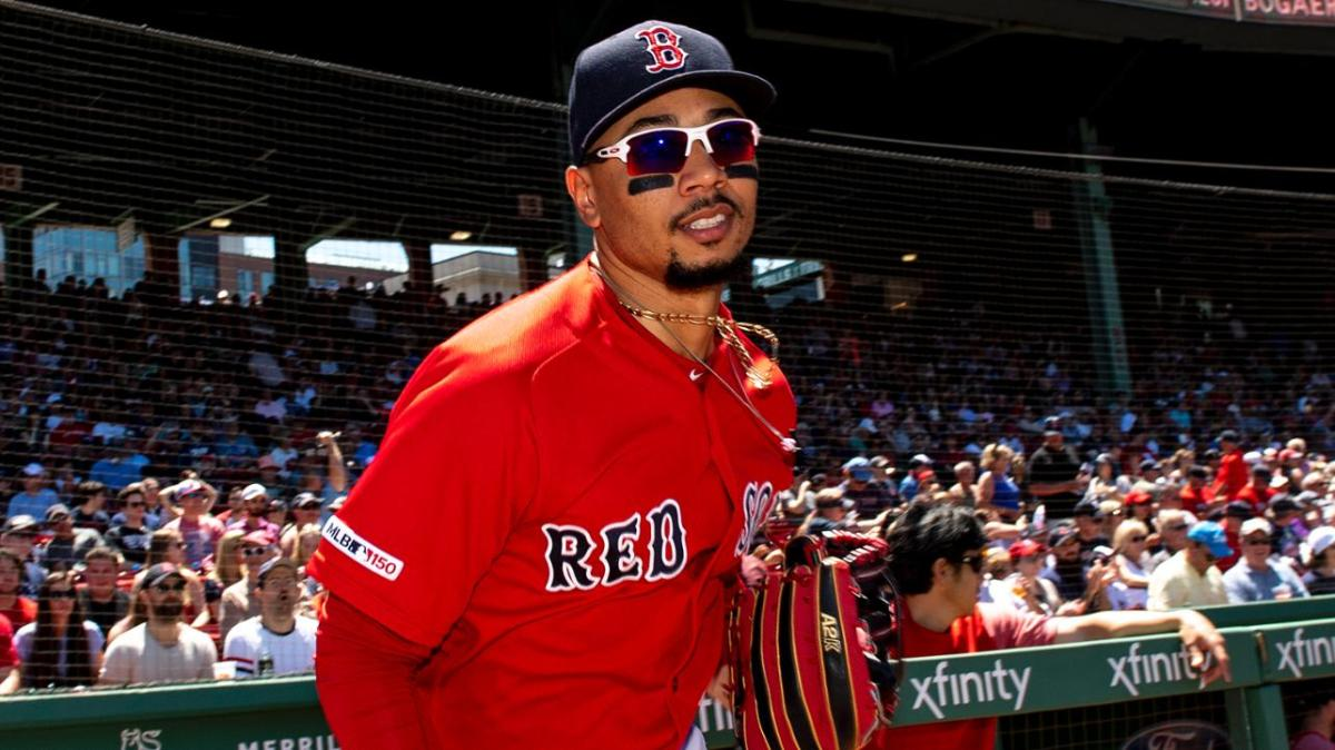 'Just Because You Go to Free Agency Doesn't Mean You Don't Want to Be Somewhere' – Red Sox' Mookie Betts