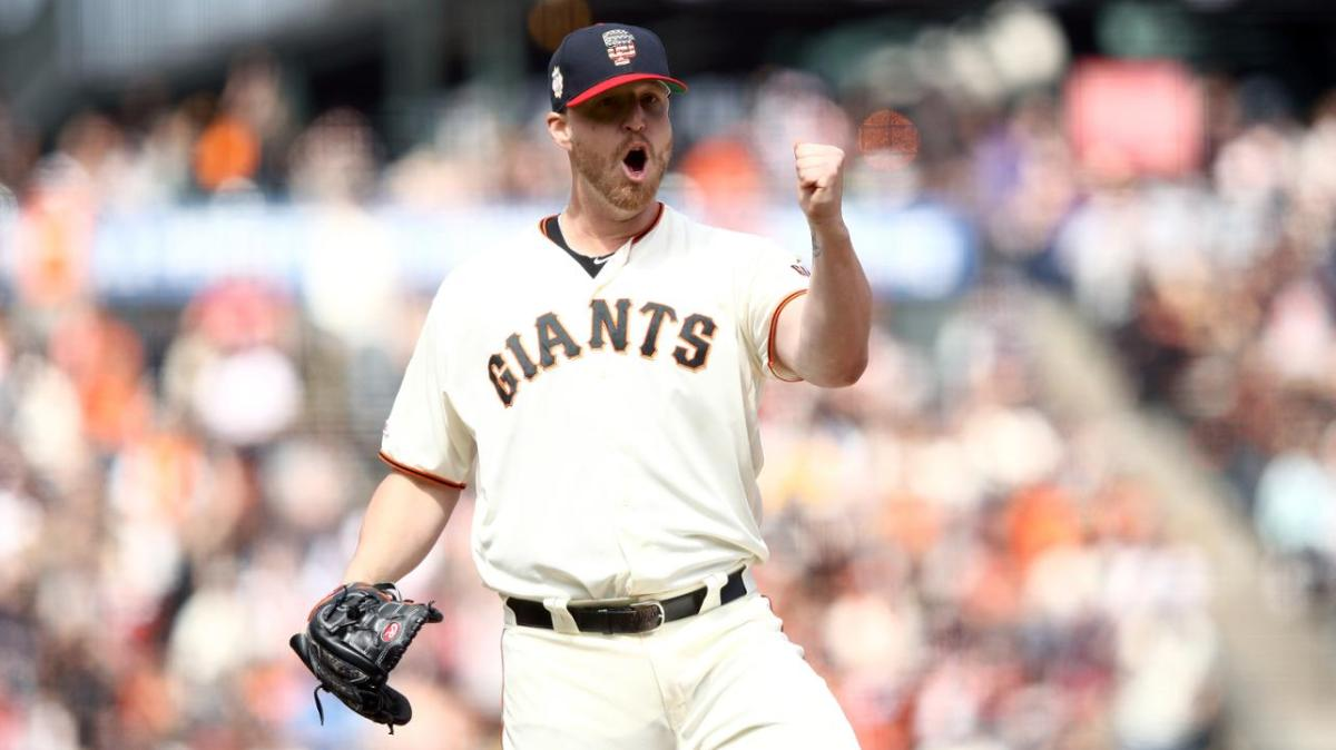Red Sox Were Reportedly 'Intrigued' by Giants Closer Will Smith, but Believed Asking Price Was TooHigh