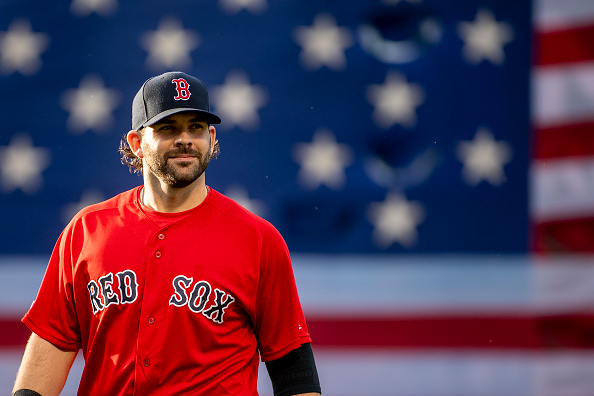 Red Sox Bring Back Mitch Moreland on One-Year Deal