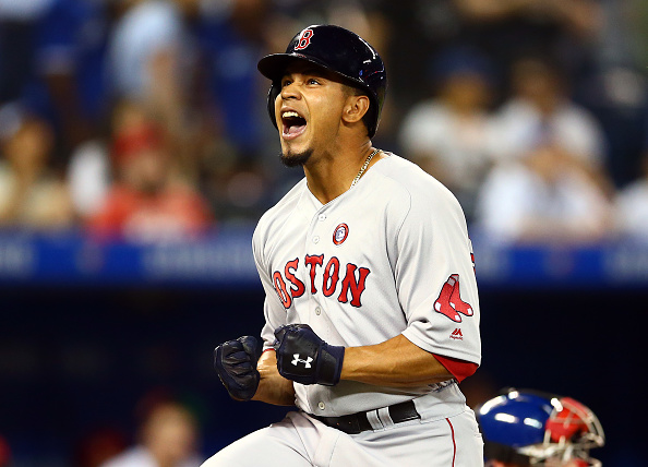 Marco Hernandez Comes Through with Go-Ahead Home Run in Ninth Inning as Red Sox Complete Comeback with Tight 8-7 Win over BlueJays