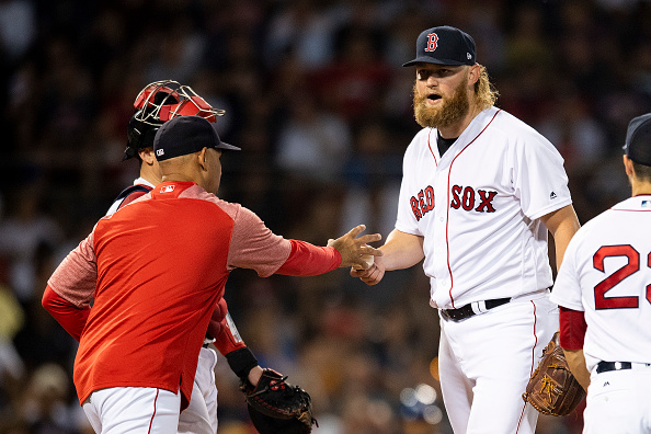 Andrew Cashner Allows Six Runs, Picks up Loss in Debut as Red Sox Fall to Blue Jays 10-4
