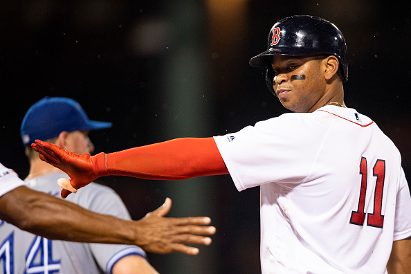 Rafael Devers Homers, Drives in Four Runs as Red Sox Hold on to Top Blue Jays 5-4