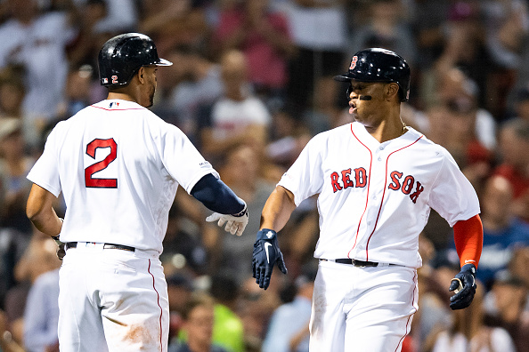 Red Sox Go off for Season-High 19 Runs and 23 Hits in Record-Setting Blowout Win over Yankees