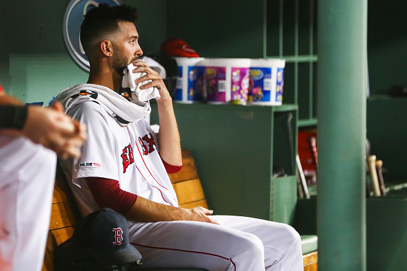 Rick Porcello Surrenders Six Runs in Less Than Six Innings as Red Sox Drop Third Straight in 8-5 Loss toRays