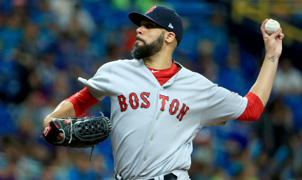 David Price Allows Three Runs over Six Innings as Red Sox Drop Series Finale to Rays Under Protest